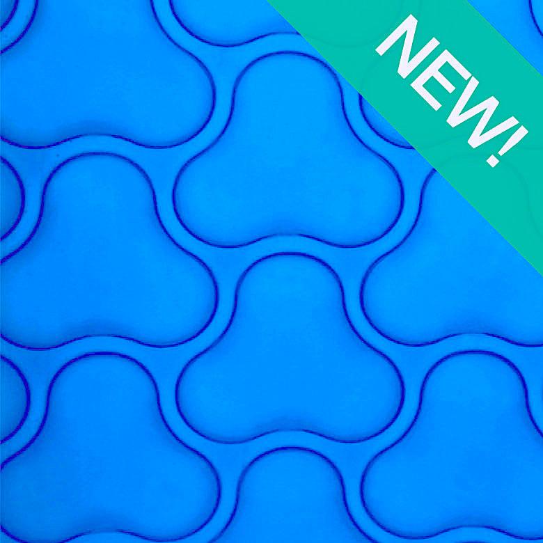 Triple Cell Solar Pool Blanket