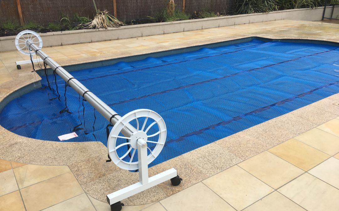 """Latest """"Triple Cell"""" install for Poolside"""