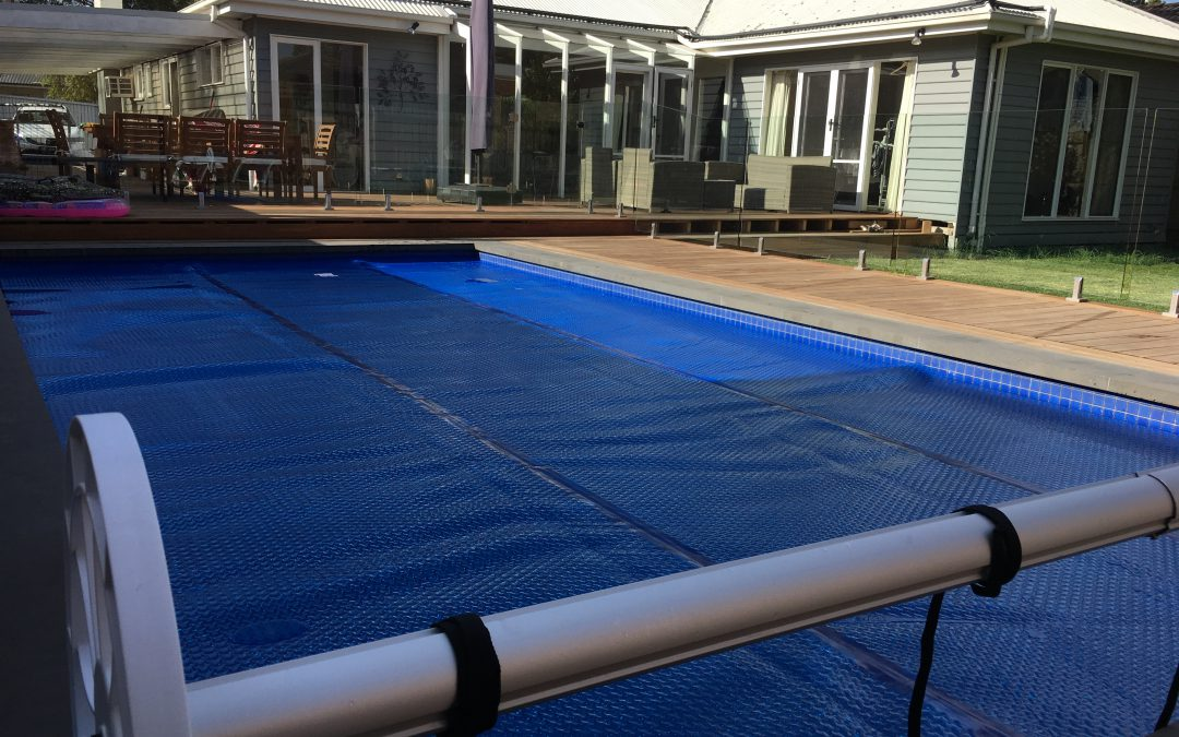 New Pool Aqua Pool Covers Melbourne Australia