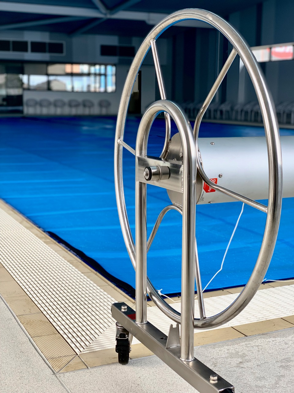 Commercial Pool Reel
